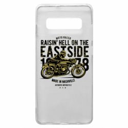 Чохол для Samsung S10+ Raisin Hell Moto Racer