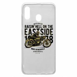 Чохол для Samsung A20 Raisin Hell Moto Racer