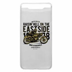 Чохол для Samsung A80 Raisin Hell Moto Racer