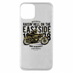 Чохол для iPhone 11 Raisin Hell Moto Racer