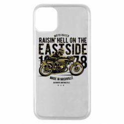 Чохол для iPhone 11 Pro Raisin Hell Moto Racer