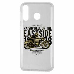 Чохол для Samsung M30 Raisin Hell Moto Racer