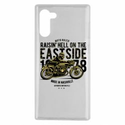Чохол для Samsung Note 10 Raisin Hell Moto Racer