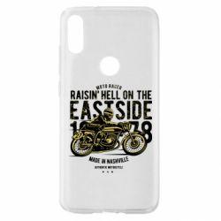 Чохол для Xiaomi Mi Play Raisin Hell Moto Racer