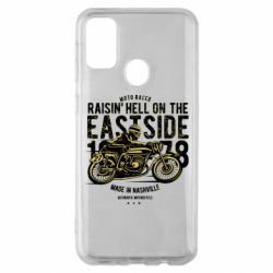 Чохол для Samsung M30s Raisin Hell Moto Racer