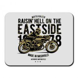 Килимок для миші Raisin Hell Moto Racer
