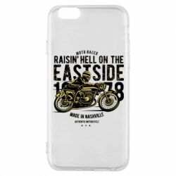 Чохол для iPhone 6/6S Raisin Hell Moto Racer