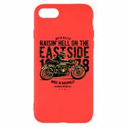 Чохол для iPhone 7 Raisin Hell Moto Racer