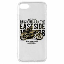 Чохол для iPhone 8 Raisin Hell Moto Racer