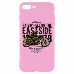 Чохол для iPhone 8 Plus Raisin Hell Moto Racer