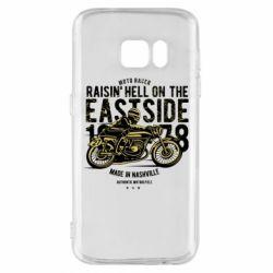 Чохол для Samsung S7 Raisin Hell Moto Racer