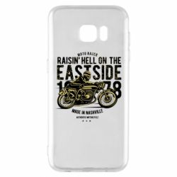 Чохол для Samsung S7 EDGE Raisin Hell Moto Racer