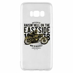 Чохол для Samsung S8 Raisin Hell Moto Racer