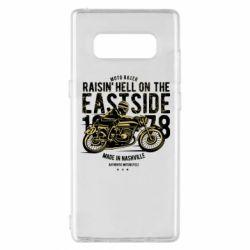 Чохол для Samsung Note 8 Raisin Hell Moto Racer