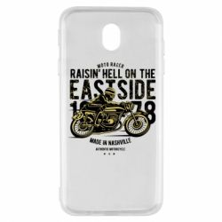 Чохол для Samsung J7 2017 Raisin Hell Moto Racer