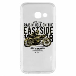 Чохол для Samsung A3 2017 Raisin Hell Moto Racer