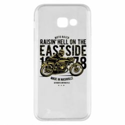 Чохол для Samsung A5 2017 Raisin Hell Moto Racer