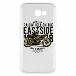 Чохол для Samsung A7 2017 Raisin Hell Moto Racer