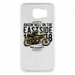 Чохол для Samsung S6 Raisin Hell Moto Racer