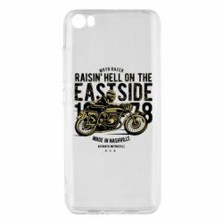 Чохол для Xiaomi Mi5/Mi5 Pro Raisin Hell Moto Racer
