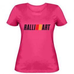 Женская футболка Ralli Art Small - FatLine
