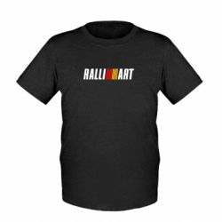 Детская футболка Ralli Art Small - FatLine
