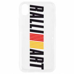 Чехол для iPhone XR Ralli Art Small