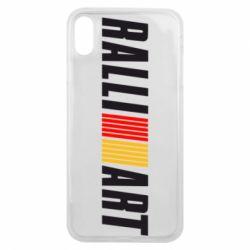 Чехол для iPhone Xs Max Ralli Art Small