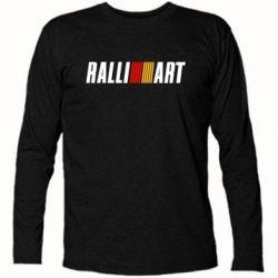 Футболка с длинным рукавом Ralli Art Small - FatLine