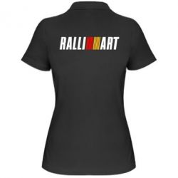 Жіноча футболка поло Ralli Art Small