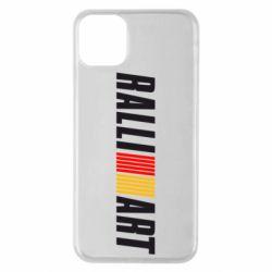 Чехол для iPhone 11 Pro Max Ralli Art Small