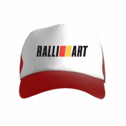 Детская кепка-тракер Ralli Art Small