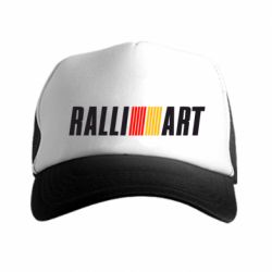 Кепка-тракер Ralli Art Small - FatLine