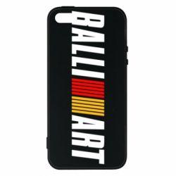 Чехол для iPhone5/5S/SE Ralli Art Small