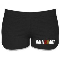 Женские шорты Ralli Art - FatLine