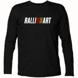 Футболка с длинным рукавом Ralli Art - FatLine