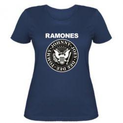 Жіноча футболка Ramones