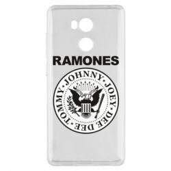 Чехол для Xiaomi Redmi 4 Pro/Prime Ramones - FatLine