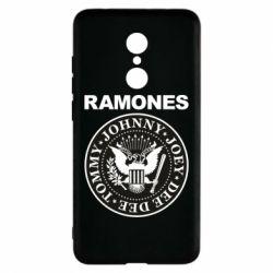 Чехол для Xiaomi Redmi 5 Ramones - FatLine