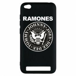 Чехол для Xiaomi Redmi 5a Ramones - FatLine
