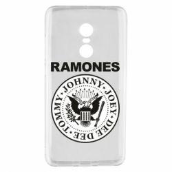 Чохол для Xiaomi Redmi Note 4 Ramones