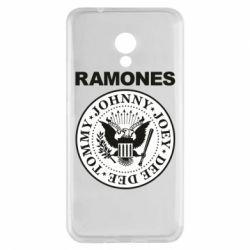 Чехол для Meizu M5s Ramones - FatLine