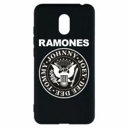 Чехол для Meizu M6 Ramones - FatLine