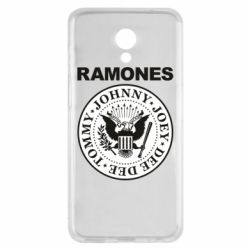 Чехол для Meizu M6s Ramones - FatLine