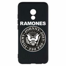 Чехол для Meizu Pro 6 Ramones - FatLine