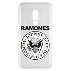 Чехол для Meizu 15 Ramones - FatLine