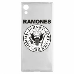 Чехол для Sony Xperia XA1 Ramones - FatLine