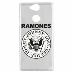 Чехол для Sony Xperia XA2 Ramones - FatLine
