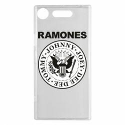 Чехол для Sony Xperia XZ1 Ramones - FatLine