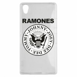Чехол для Sony Xperia Z1 Ramones - FatLine